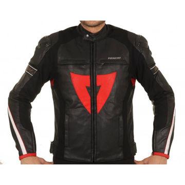 Resim Venom D1 Racing Motosiklet Montu Siyah