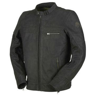 Resim Furygan Shepard Vented Yazlık Deri Motosiklet Ceketi