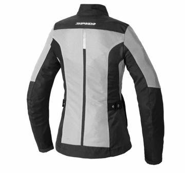 Resim Spidi Solar Net Kadın Yazlık Motosiklet Ceketi Gri