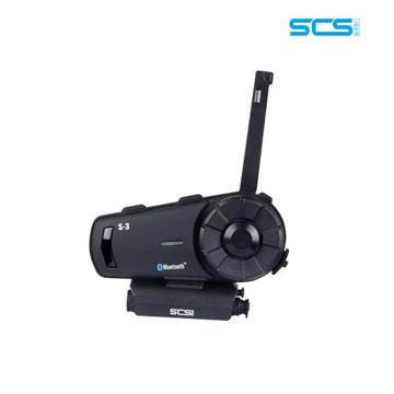 Resim SCS S3 Bluetooth ve İntercom Sitemi