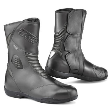 Resim TCX X-Five Gore-Tex Motosiklet Çizmesi Siyah