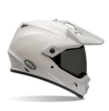 Resim Bell Enduro Kaskı PS MX-9 Adv Beyaz
