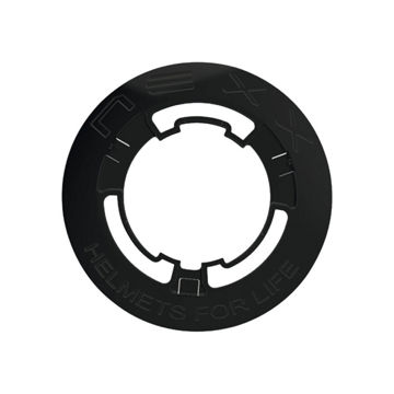 Resim NEXX SX.10 Kask Yan Kapak Pulu Siyah