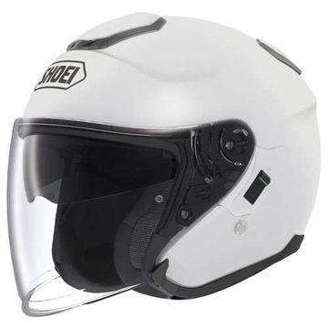 Resim Shoei Kask -  J-Cruise Beyaz Motosiklet Kaskı