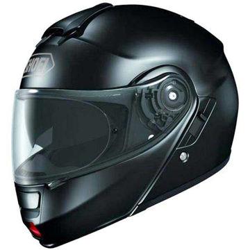 Resim Shoei Kask -  Neotec Siyah Motosiklet Kaskı