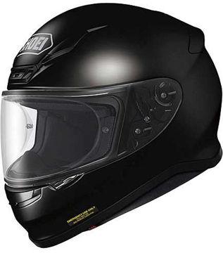 Resim Shoei Kask -  NXR Siyah Motosiklet Kaskı