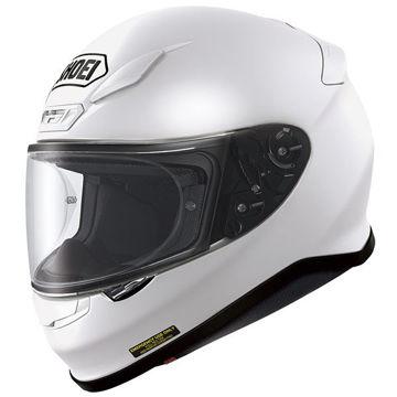 Resim Shoei Kask -  NXR Beyaz Motosiklet Kaskı