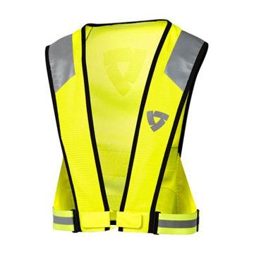 Resim Revit Connector Yelek Neon Sarı