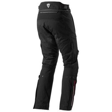 Resim Revit Poseidon Gore-Tex Motosiklet Pantolonu Siyah