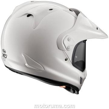 Resim Arai Tour X4 Kapalı Motosiklet Kaskı Beyaz