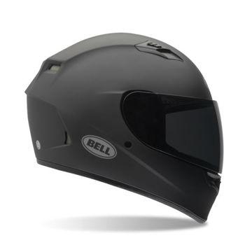Resim Bell PS Qualifier Kapalı Motosiklet Kaskı Mat Siyah