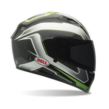 Resim Bell PS Qualifier Kapalı Motosiklet Kaskı Cam Yeşil
