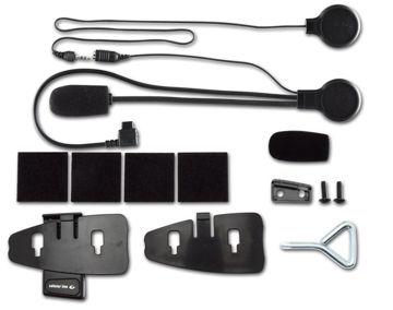Resim İnterphone Universal Kulaklık ve Mikrofon Bağlantı Seti