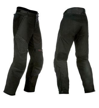 Resim Dainese Drake Air Tex Motosiklet Pantolonu Siyah