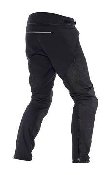 Resim Dainese Drake Super Air Tex Motosiklet Pantolonu Siyah Kırmızı
