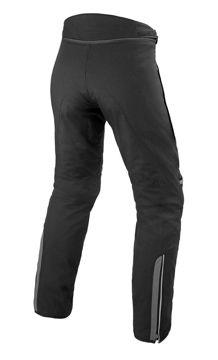 Resim Dainese Stockholm D-Dry Kadın Kışlık Motosiklet Pantolonu Siyah