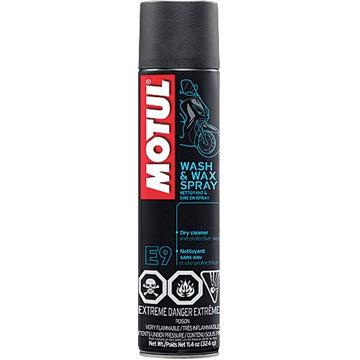 Resim Motul E9 Wash & Wax  0,4 Litre Sprey