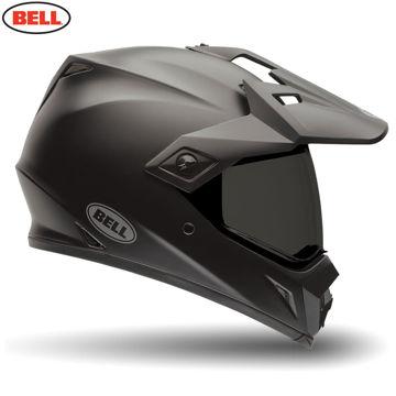 Resim Bell Enduro Kaskı PS MX-9 Adv Mat Siyah