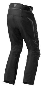 Resim Revit Factor 3 Siyah Motosiklet Pantolonu