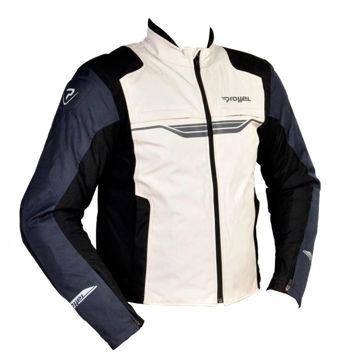 Resim Prohel Grace Gri-Mavi Motosiklet Montu