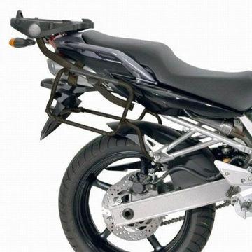 Resim Kappa Klx351 Yamaha Fz6 - Fz6 600 Fazer (04-07) Motosiklet Yan Çanta Taşıyıcı