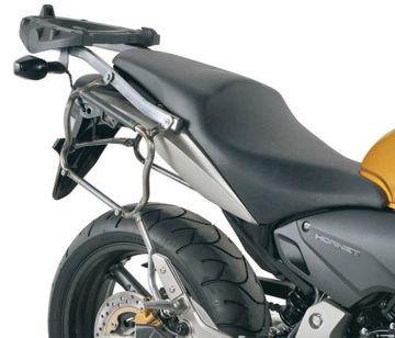 Resim Kappa Klx176 Honda Cb 600 f Hornet - Hornet Abs(07-10) Motosiklet Yan Çanta Taşıyıcı
