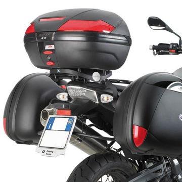 Resim Kappa Kl690 Bmw F650gs - F800gs(08-11) Motosiklet Yan Çanta Taşıyıcı