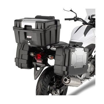 Resim Kappa Kl1111 Honda Nc 700 X-S Nc 750 X-S-Nc 750 X-S DCT(12-15) Motosiklet Yan Çanta Taşıyıcı
