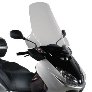 Resim Kappa Kd438st X-max 125-250(05-09) Motosiklet Rüzgar Siperlik