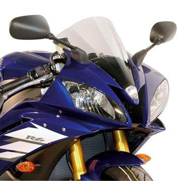 Resim Kappa Kd435db Yamaha R6(06) Motosiklet Rüzgar Siperlik
