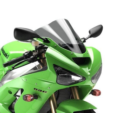 Resim Kappa Kd400db Kawasakı Zx6r(05-06) Motosiklet Rüzgar Siperlik