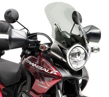 Resim Kappa Kd313s Honda Xl 700v Transalp(08-13) Motosiklet Rüzgar Siperlik