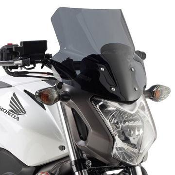 Resim Kappa Kd1112s Honda Nc 700 s-Nc 750 s-Nc 750 s Dct(12-15) Motosiklet Rüzgar Siperlik