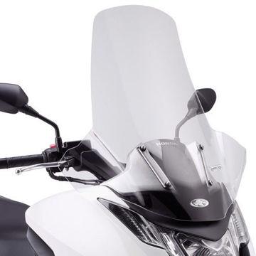 Resim Kappa Kd1109st Honda Integra 700-750(12-15) Motosiklet Rüzgar Siperlik