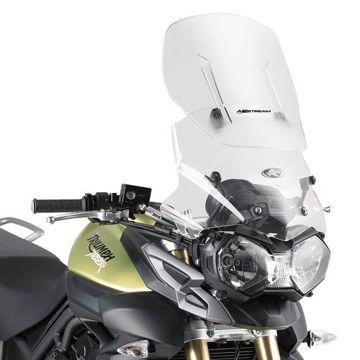 Resim Kappa Kaf6401 Trıumph Tıger 800(11-15) Motosiklet Rüzgar Siperlik