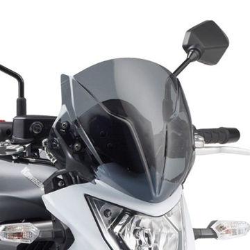 Resim Kappa Ka4104 Kawasakı Er-6n 650(12-15) Motosiklet Rüzgar Siperlik