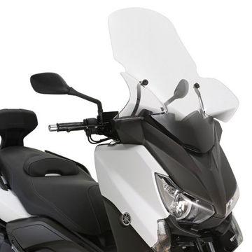 Resim Kappa 2111dt Yamaha X-max 125-250-400 (13-15) Rüzgar Sıperlık