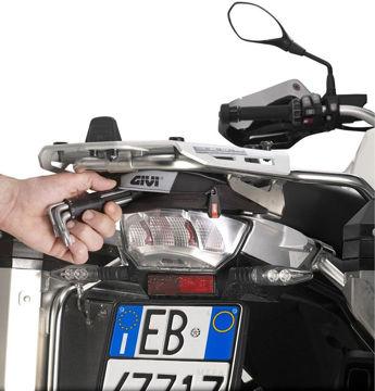 Resim Givi Xs5112r Motosiklet Kuyruk Çantası (Bmw R 1200gs Adventure (14)
