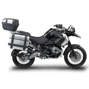 Resim Givi Trk46n Motosiklet Yan Çantası
