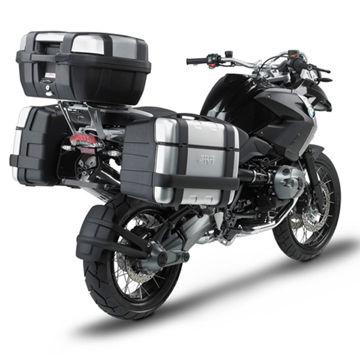 Resim Givi Trk33n Motosiklet Yan Çantası