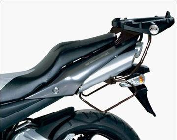 Resim Givi T255 Suzukı Gsr 600 (06-11) Motosiklet Yan Kumaş Çanta Taşıyıcı