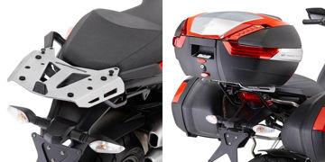 Resim Givi Sra7401 Ducati Multistrada 1200 (10-14) Motosiklet Arka Çanta Taşıyıcı