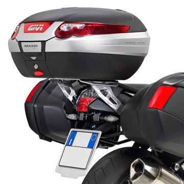 Resim Givi Sra690 Bmw K 1200 R (05-08) - K 1300 R (09-15) Motosiklet Arka Çanta Taşıyıcı