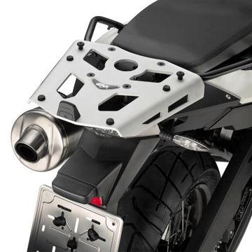 Resim Givi Sra5103 Bmw F650gs - F800gs (08-15) - F700gs (13-15) - F800gs Adv. (13-15) Motosiklet Arka Çanta Taşıyıcı