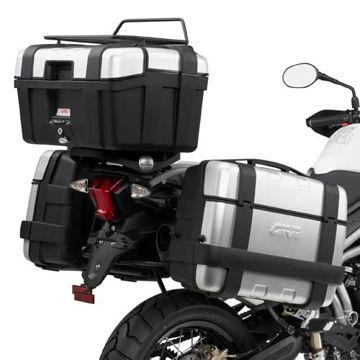 Resim Givi Sr6401 Triumph Tiger 800 - 800xc (11-15) Motosiklet Arka Çanta Taşıyıcı