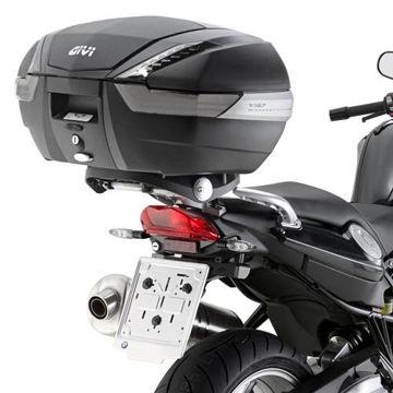 Resim Givi Sr5109 Bmw F800gt (13-15) - F800r (09-15) - F800st (06-15) Motosiklet Arka Çanta Taşıyıcı