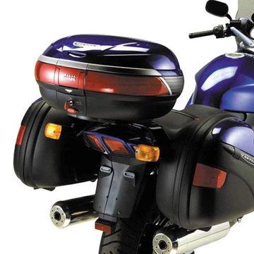 Resim Givi Sr346 Yamaha Fjr 1300 (01-05) Motosiklet Arka Çanta Taşıyıcı
