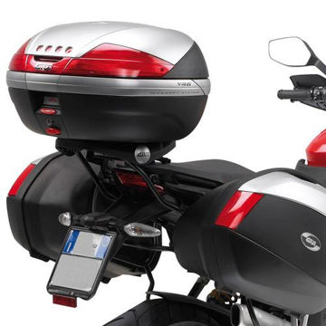 Resim Givi Sr312 Ducati Multistrada 1200 (10-14) Motosiklet Arka Çanta Taşıyıcı