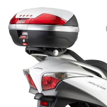 Resim Givi Sr19 Honda Silverwing - Abs 400-600 (01-09) - Sw-t 400-600 (09-15) Motosiklet Arka Çanta Taşıyıcı