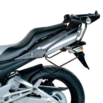 Resim Givi Sr116 Suzuki Gsr 600 (06-11) Motosiklet Arka Çanta Taşıyıcı